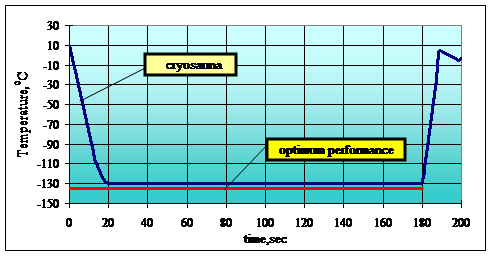 Kältekammer Kryokammer Cryosauna